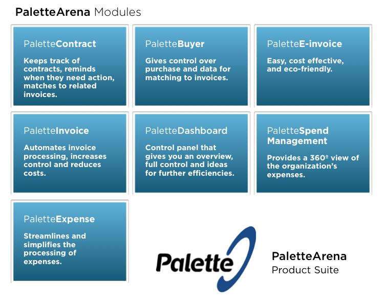 Palette Partner Program photo