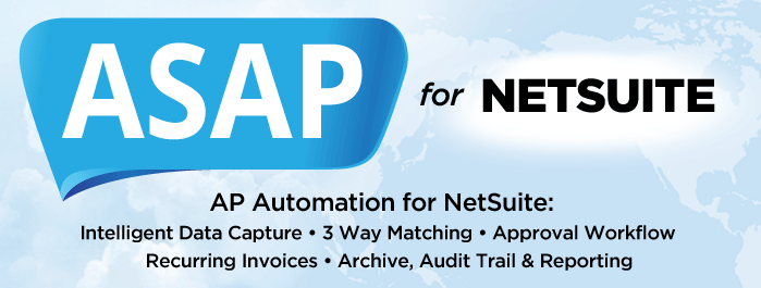 Intelligent OCR for Netsuite / NetSuite AP Automation photo