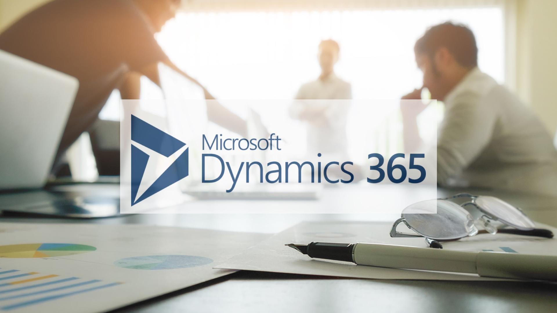 Microsoft Dynamics 365 ap automation