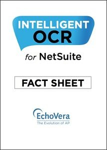 Intelligent OCR for NetSuite photo
