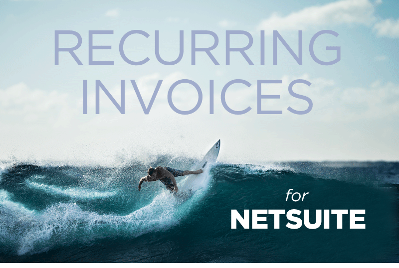 Contract Management for NetSuite: Managing Those Recurring Invoices photo
