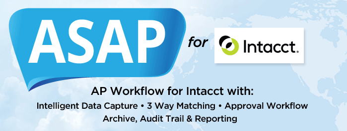 AP Workflow for Intacct photo