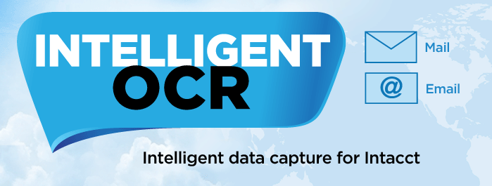 Intelligent OCR for Intacct photo