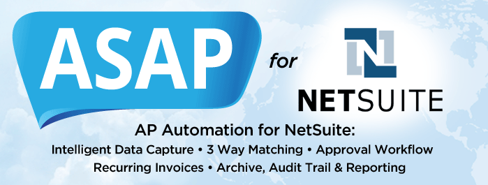ASAP for NetSuite photo