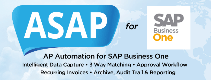 SAP Business One AP Automation photo
