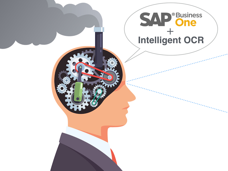 Intelligent OCR for SAP Business One uses AI photo
