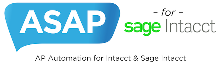 AP automation Sage Intacct