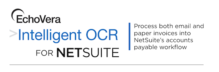 invoice OCR for NetSuite