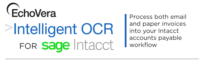 intelligent ocr for intacct