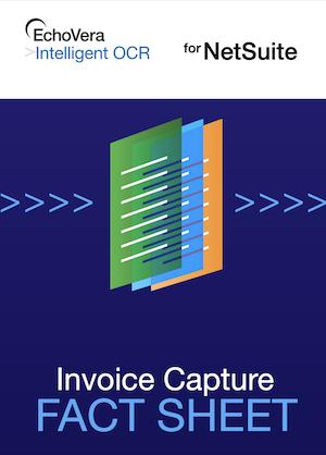 invoice OCR Netsuite