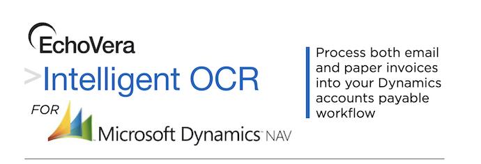 invoice ocr for dynamics nav