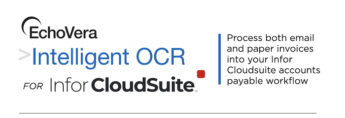 invoice ocr for infor cloudsuite