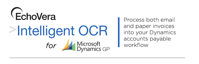 invoice ocr for dynamics gp